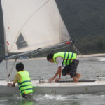False start for sailing in Vietnam