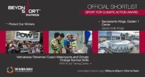 Beyond Sport Award 2017-MANTA Sail Training Centre