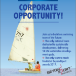 2017-2018 Corporate Partnership Opportunity!